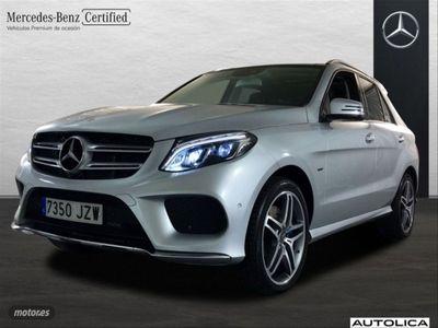 usado Mercedes GLE500 Clase GLEe 4MATIC