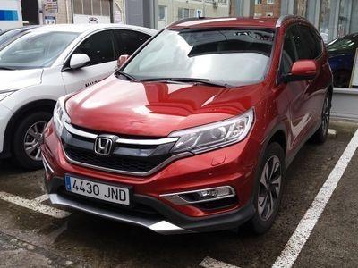 gebraucht Honda CR-V Elegance Navi 4X4 160 cv