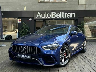 usado Mercedes AMG GT 63 4Matic+ OPF (EURO 6d-TEMP)