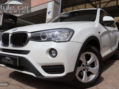 usado BMW X3 sDrive18d
