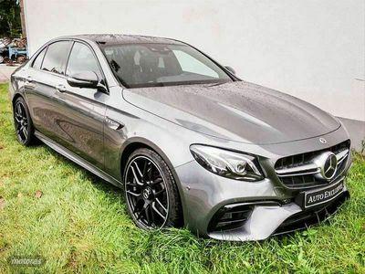 usado Mercedes E63 AMG Clase E AMG4MATIC