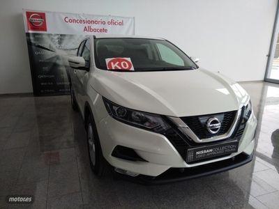 usado Nissan Qashqai DIG-T 103 KW (140 CV) E6D 6M/T 4X2
