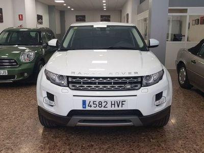 brugt Land Rover Range Rover evoque 2.2L eD4 Pure 4x2