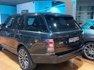 usado Land Rover Range Rover 4.4SDV8 Autobiography LWB Aut.