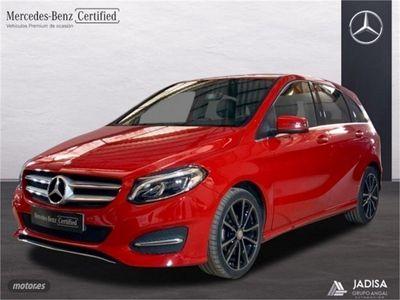 usado Mercedes B180 d 7G-DCT