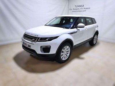 usado Land Rover Range Rover evoque 2.0TD4 SE 4WD Aut. 150