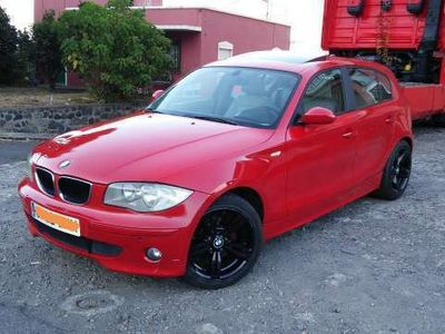 used BMW 116 Serie 1 E87