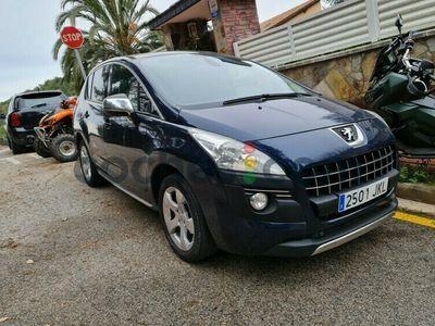 usado Peugeot 3008 1.6hdi Fap Sport Pack 110 cv en Barcelona