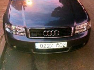 gebraucht Audi A4 1.8 T 163CV quattro Avant -03