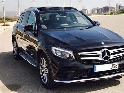 usado Mercedes GLC250 Clase GlcD 4matic Amg Line 5p. -16