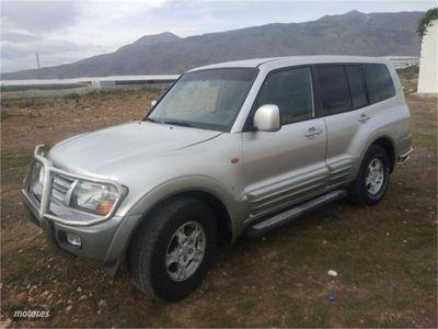 usado Mitsubishi Montero 3.2 DID GLS Kaiteki
