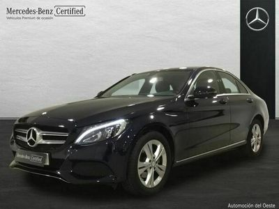 usado Mercedes C220 4Matic Avantgarde