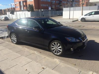 usado Lexus IS250 Luxury Multimedia -07