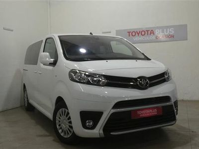 usado Toyota Proace Shuttle L1 2.0D 9pl. Pack Active 150