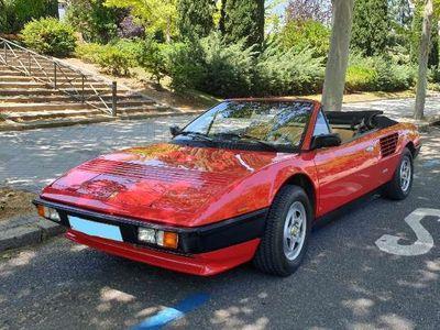 usado Ferrari Mondial 4V Cabrio