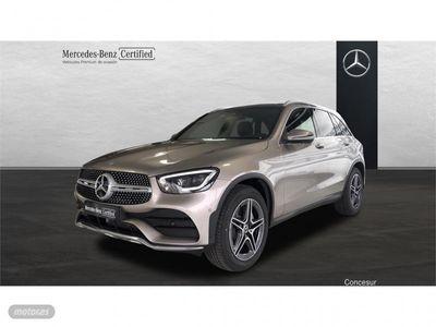 usado Mercedes 220 Clase GLC GLC4Matic 9G-Tronic
