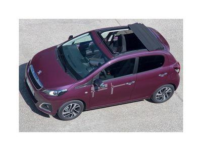 usado Peugeot 108 Top! 1.0 Vti Allure Etg5