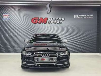 usado Audi S4 3.0 TFSI 333cv quattro S tronic
