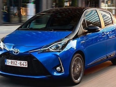 usado Toyota Yaris 100H 1.5 Feel!