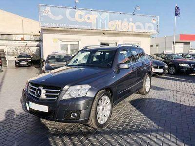 usado Mercedes GLK220 CDIBE Limited Edition