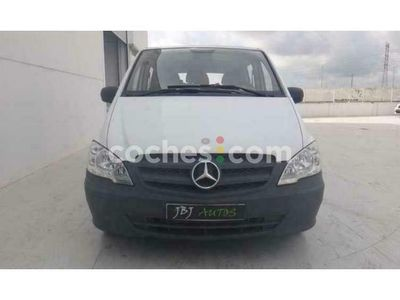 usado Mercedes Vito 110cdi L Larga 95 cv en Valencia