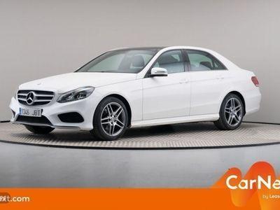 usado Mercedes E250 ClaseAvantgarde