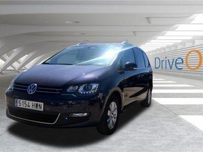 usado VW Sharan 2.0 TDI 140cv Advance BlueMotion Tech