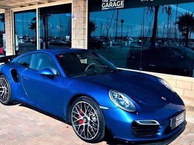 usado Porsche 911 Turbo Coupé PDK