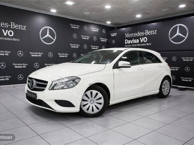 usado Mercedes A200 CDI BE Style 7G-DCT