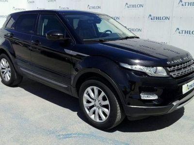 brugt Land Rover Range Rover evoque 2.2L TD4 Pure Tech 4x4 Aut.