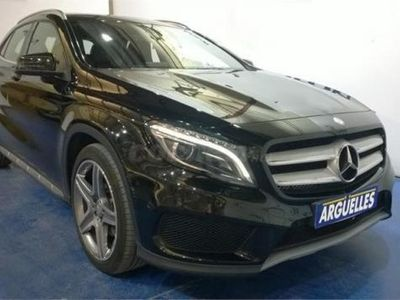 usado Mercedes GLA220 Clase GlaCdi Amg Line 5p. -15