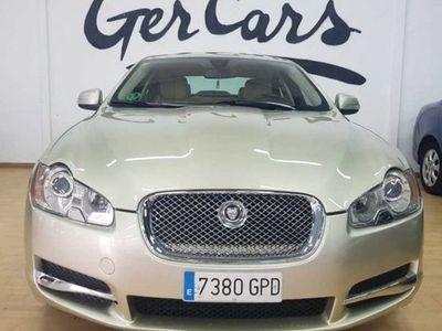 usado Jaguar XF 3.0 V6 Luxury