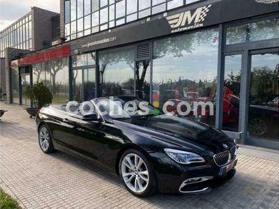 usado BMW 640 Cabriolet Serie 6 dA