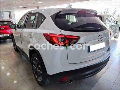 usado Mazda CX-5 Cx-52.2de Luxury 4wd Aut. 150 cv en Valencia