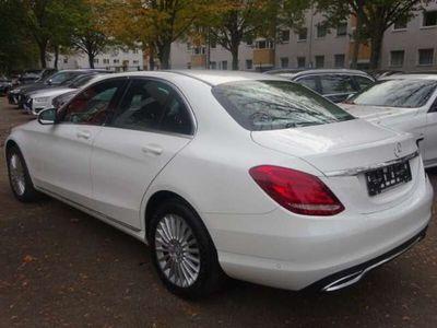 usado Mercedes C250 d 4Matic 7G Plus