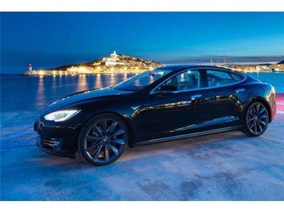 usado Tesla Model S Soun System, Tech Package, 7 plazas Asientos Niños