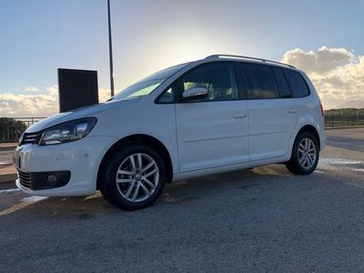 usado VW Touran 1.6TDI Advance BMT 105 119CO2
