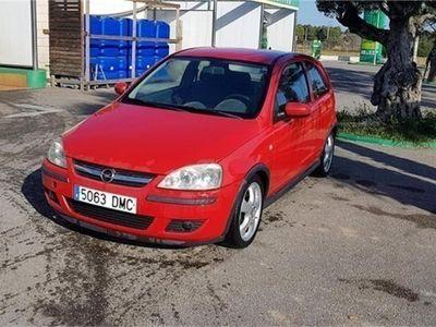 brugt Opel Corsa Silverline 1.4 16v