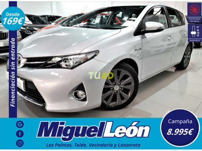 usado Toyota Auris Hybrid Feel