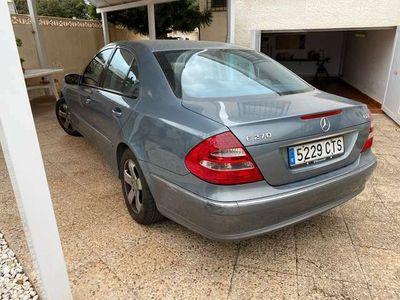 usado Mercedes E270 CDI