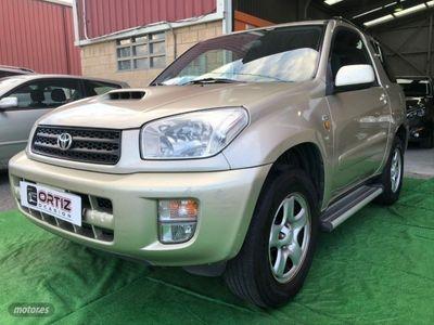 usado Toyota RAV4 2.0 D4D Sol 4X4
