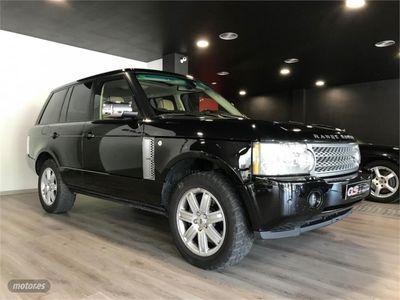 used Land Rover Range Rover 3.6TdV8 Vogue Aut.