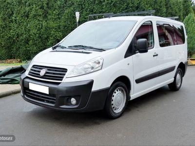 usado Fiat Scudo 2.0 MJT 130cv 10 Executive Largo 89 EU5