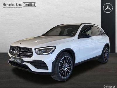 usado Mercedes 200 Clase GLC4Matic 9G-Tronic