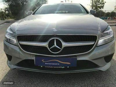 usado Mercedes C350e Clase CAvantgarde Estate