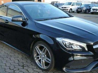 usado Mercedes CLA180 180 d AMG LINE