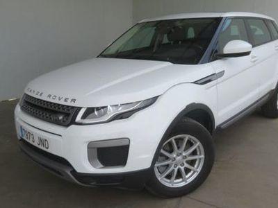 usado Land Rover Range Rover evoque 2.0TD4 Pure 4WD Aut. 180