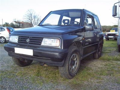 usado Suzuki Vitara 1.6 Techo Metálico