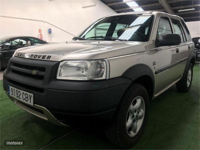 usado Land Rover Freelander 2.0TD4 E Excursion