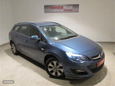 brugt Opel Astra 1.6 CDTi 110 CV Selective ST